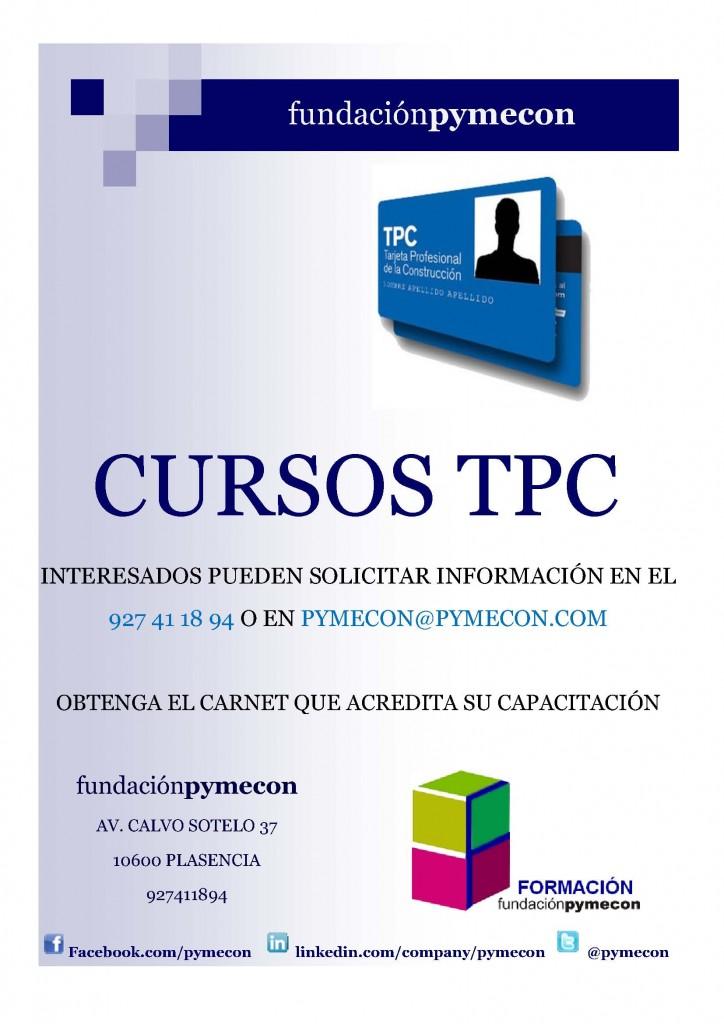 Cursos TPC